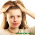 Массаж головы руками для улучшения кровообращения и роста волос